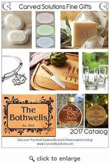 Carved Solutions Full Product Catalog