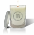 ECO-LUXURY SOY CANDLE: INITIAL(S)