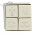 ECO-LUXURY : 4 SQUARE GUEST BARS HANUKKAH MIX