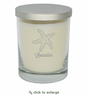 ECO-LUXURY SOY CANDLE STARFISH