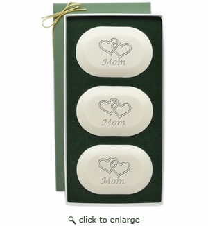 ECO-LUXURY TRIO: DOUBLE HEARTS MOM