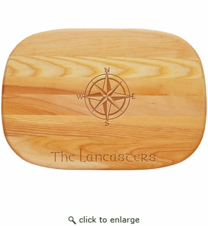 """EVERYDAY BOARD: 15"""" x 10"""" MEDIUM PERSONALIZED COMPASS"""