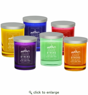 Gem Collection Candles : Eco-Luxury Décor - A MOTHER'S PLACE