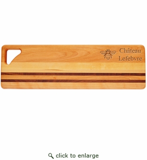 "INTEGRITY LONG BOARD: 20"" x 6"" PERSONALIZED BEE"