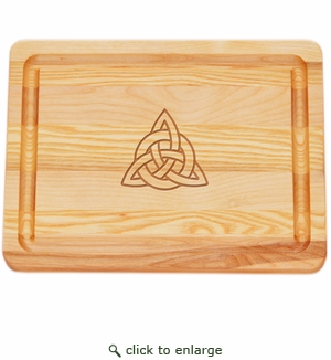 """MASTER COLLECTION: 10"""" x 7.5"""" SMALL BOARD: Celtic Knot"""