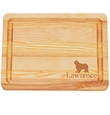 "MASTER COLLECTION: 10"" x 7.5"" SMALL BOARD PERSONALIZED DOG SILHOUETTE"