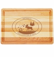 """MASTER COLLECTION: 14.5"""" x 10"""" MEDIUM BOARD PERSONALIZED WILDGAME"""