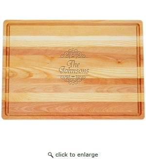 """MASTER COLLECTION: 20"""" x 14.5"""" LARGE BOARD PERSONALIZED DECOR"""
