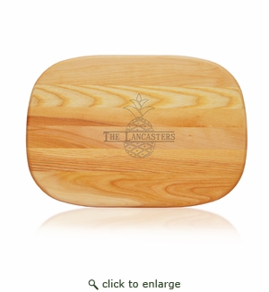 Medium Everyday Pineapple Personalized Cutting Board