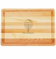 MEDIUM MASTER COLLECTION BOARD PERSONALIZED MENORAH