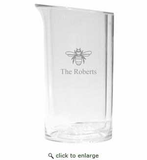 PERSONALIZED BEE WINE COOLER