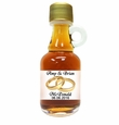 Personalized Label Certified Organic Vermont Maple Syrup Gallone Glass (40 ml) Case of 24 ($3.95/each bottle)
