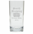 PERSONALIZED OLD ENGLISH BREWERY : HIGHBALL - SET OF 4 (Unbreakable)