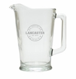 PERSONALIZED PITCHER  (GLASS): Sports Bar and Grill