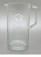 PERSONALIZED PITCHER  (Unbreakable)-  CLASS OF 2014