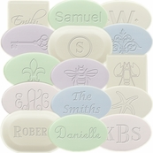 PERSONALIZED SOAPS