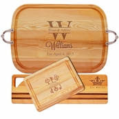 PRIME DESIGN CUTTING BOARDS & SERVING TRAYS
