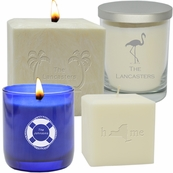PRIME DESIGN PILLAR AND GLASS CANDLES