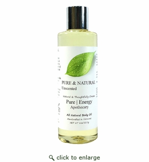 Pure|Energy Apothecary Body Oil - Pure & Natural 8 oz