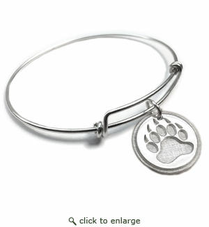 Pure|Energy {vt} Forever Charms & Bangles : Bear Paw