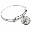 Pure|Energy {vt} Forever Charms & Bangles : Celtic Knot Circle