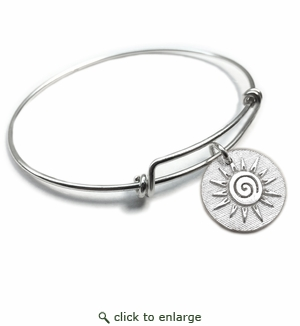 Pure|Energy {vt} Forever Charms & Bangles : Dawn's Sun