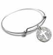 Pure|Energy {vt} Forever Charms & Bangles : Lace cross