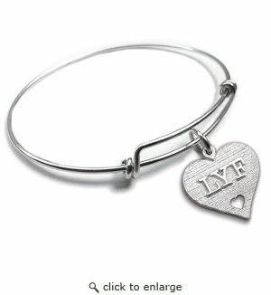 Pure|Energy {vt} Forever Charms & Bangles : Love Yourself First