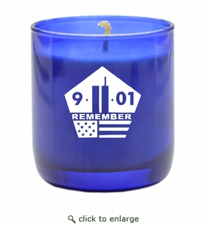REMEMBRANCE CANDLE - 9/11
