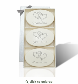 SIGNATURE SPA AQUA MINERAL TRIO: DOUBLE HEARTS FOR GRANDMA ON  MOTHER'S DAY