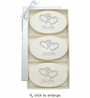 SIGNATURE SPA AQUA MINERAL TRIO:DOUBLE HEARTS FOR MOM