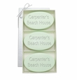 SIGNATURE SPA GREEN TEA & BERGAMOT TRIO: THREE BARS PERSONALIZED BEACH HOUSE