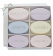 SIGNATURE SPA INSPIRE: SOAPS FOR THE JOURNEY GIFT SET