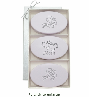 SIGNATURE SPA LAVENDER TRIO: ROSES FOR MOTHER'S DAY