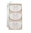 SIGNATURE SPA SATSUMA TRIO: THREE BARS PERSONALIZED FLIP-FLOPS
