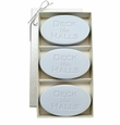 SIGNATURE SPA WILD BLUE LUPIN TRIO: THREE BARS DECK THE HALLS