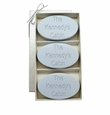 SIGNATURE SPA WILD BLUE LUPIN TRIO: THREE BARS PERSONALIZED CABIN