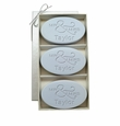 SIGNATURE SPA WILD BLUE LUPIN TRIO: THREE BARS PERSONALIZED MR & MRS