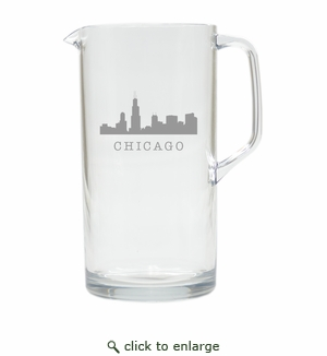 SKYLINE PITCHER  (Unbreakable)
