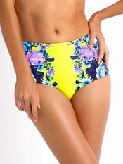 Seafolly Bella Rose High Waisted Vintage - Final Sale