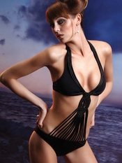 Prelude Braided Monokini - Final Sale