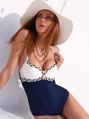 Jolidon Cruise One Piece Swimsuit - Final Sale