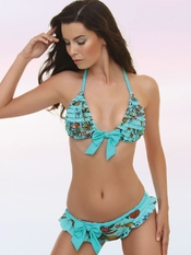 Prelude Kabuki Triangle Bikini- On Sale