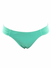 L Space Foxy Tab Bikini Seafoam Full - On Sale