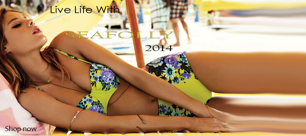 Seafolly Swimwear 2014