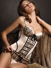 Jolidon Corset & Panty Set - On Sale