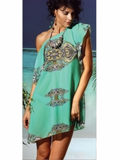 Jolidon Indian Summer Cover Up - Final Sale