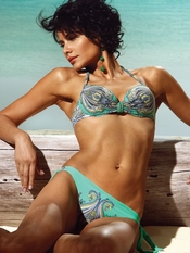 Jolidon Indian Indulgence Underwire Bikini  - On Sale