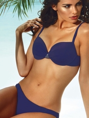 Jolidon Diamond Shine Underwire D Cup Swimsuit - On Sale