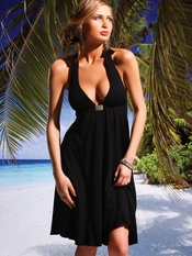 Jolidon Little Black Dress- Final Sale